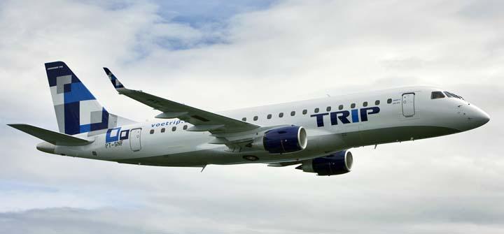 Trip realiza feirão de passagens aéreas a partir de R$ 59,90