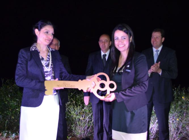 Alunos estão comandando Hotel Senac Campos do Jordão