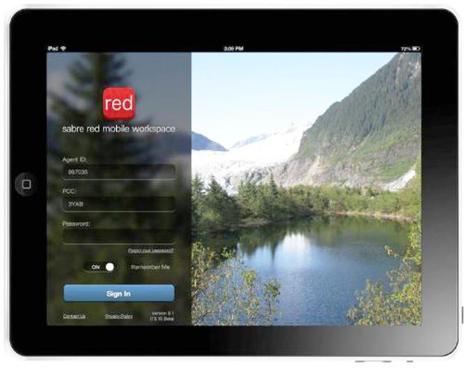 Sabre lança aplicativo móvel para agentes de viagens