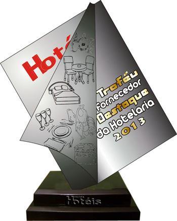Divulgada a prévia da Votação do Troféu Fornecedor Destaque da Hotelaria 2013
