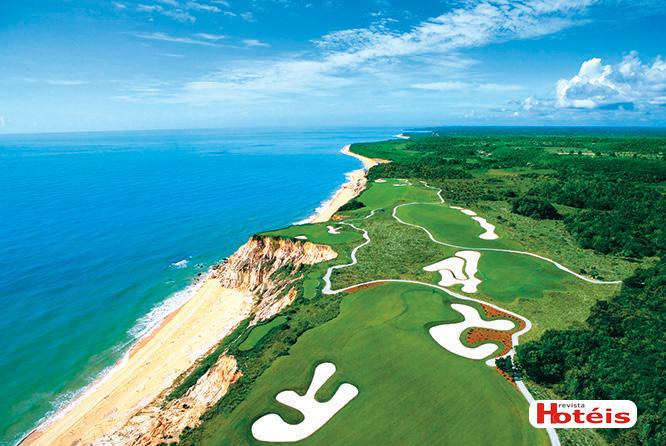 Golfe ganha espaço nos hotéis brasileiros