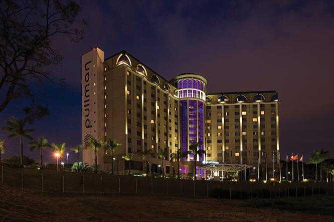 Projeto luminotécnico: item essencial em um hotel