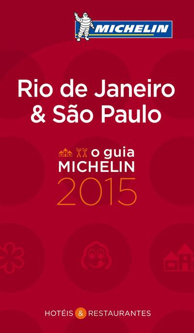 Guia Michelin 2015 seleciona 43 hotéis de SP e RJ