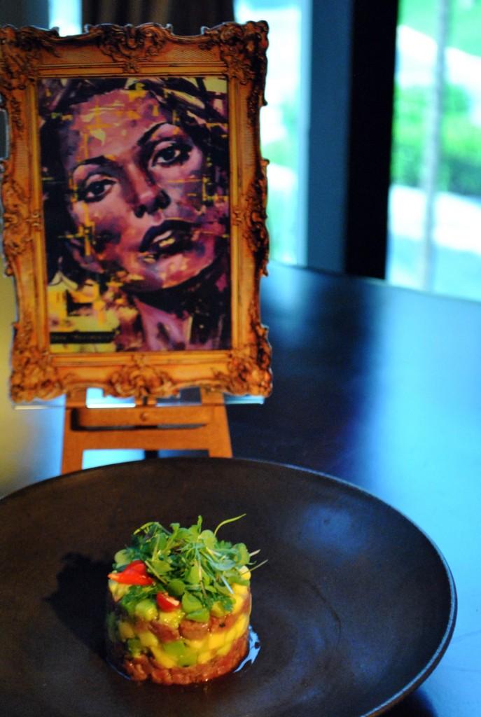 Hilton SP Morumbi lança menu inspirado em exposição do Espaço Canvas
