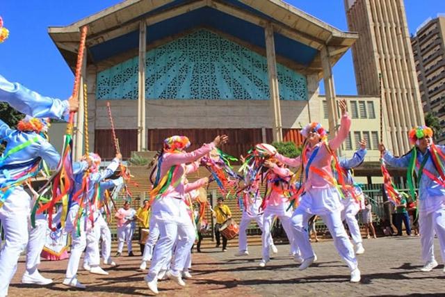 Olímpia (SP) realizará 9º Festival Internacional de Folclore