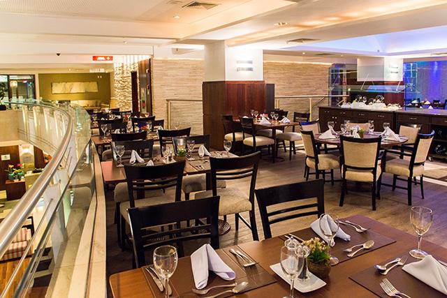 O melhor da culinária hoteleira – Hotel Four Points by Sheraton Curitiba