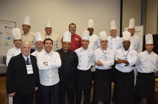 Festival Gastronômico encerrou 11ª edição do Encontro da Hotelaria e Gastronomia Mineira que aconteceu em Juiz de Fora