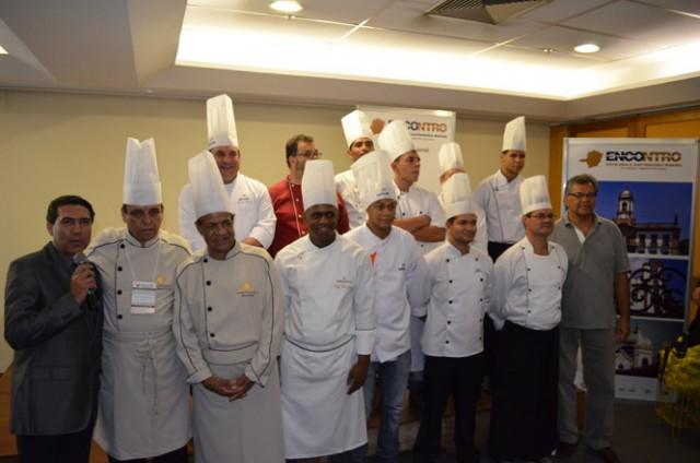 Chefes de renomados hotéis participarão do Encontro da Hotelaria e Gastronomia Mineira