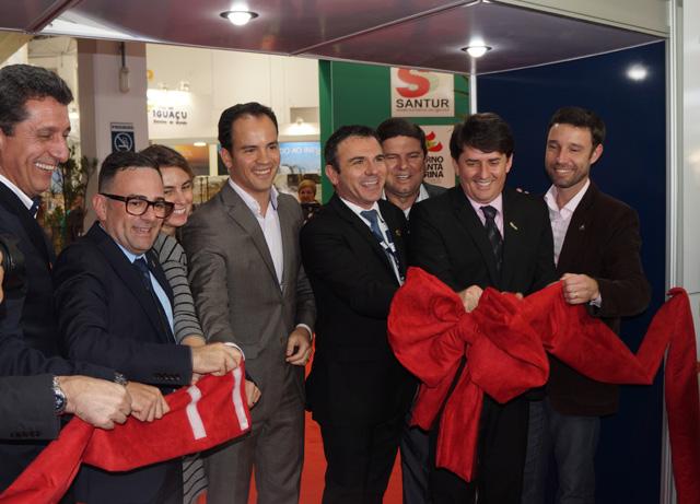 21ª BNT Mercosul tem início em Itajaí (SC)