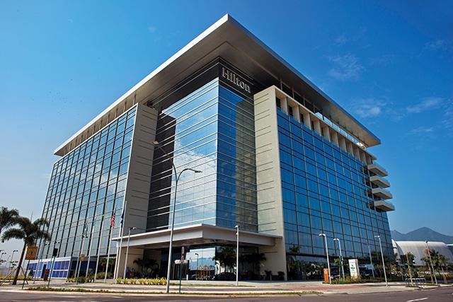 Hilton Barra Rio de Janeiro entrou em operação