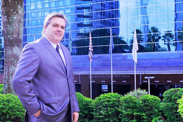 WTC Events Center (SP) conta com novo diretor geral