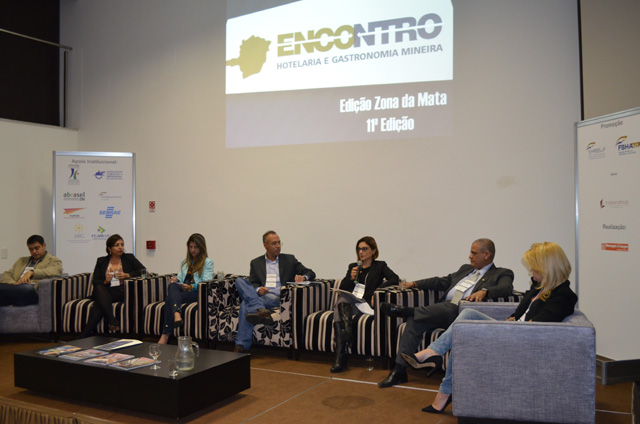 Turismo de eventos é debatido na 11ª edição do Encontro da Hotelaria e Gastronomia Mineira