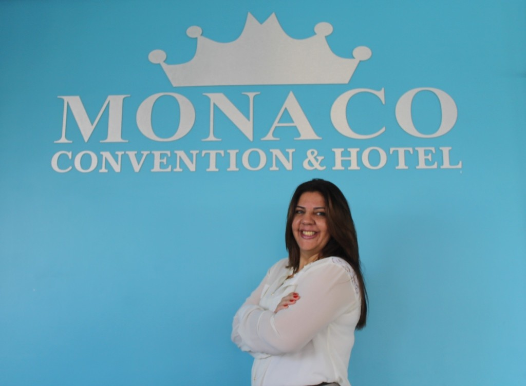 Mônaco Convention & Hotel (SP) anuncia nova Gerente de Vendas