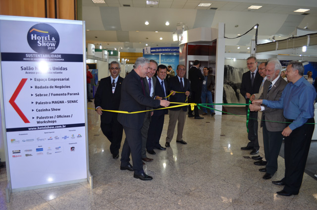 Feira Hotel & Restaurante Show tem inicio em Foz do Iguaçu (PR)