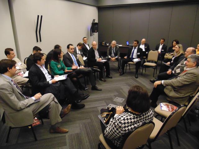 GRI Hotéis 2015 debate sobre contratos de administração hoteleira