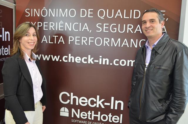 Check-in apresenta Guest One na feira Hotel Show 2015