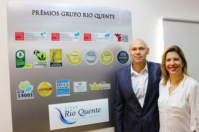 Grupo Rio Quente administrará empreendimento fora de Goiás pela 1ª vez