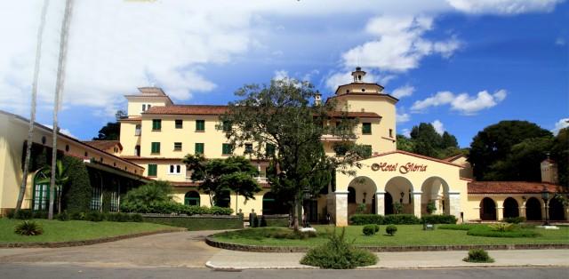 Hotel Glória Caxambu (MG) registra crescimento de 20% na ocupação no 1º semestre
