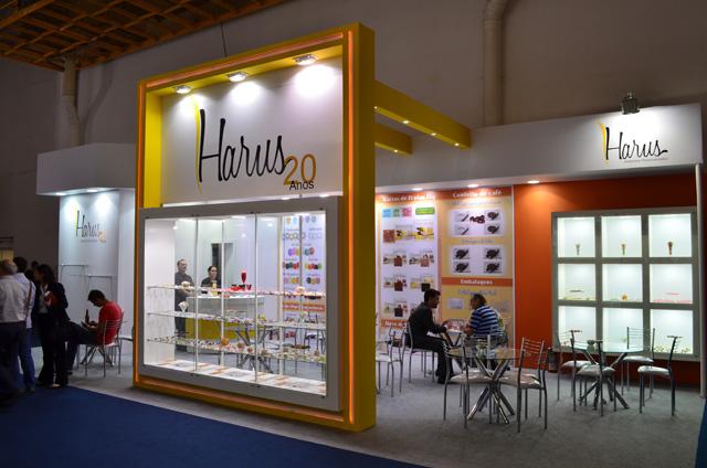 FISPAL: Grupo Harus lança linha de pastilhas artesanais e chocolates