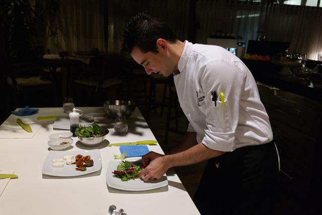 Hotel Ponta dos Ganchos (SC) tem novo Chef