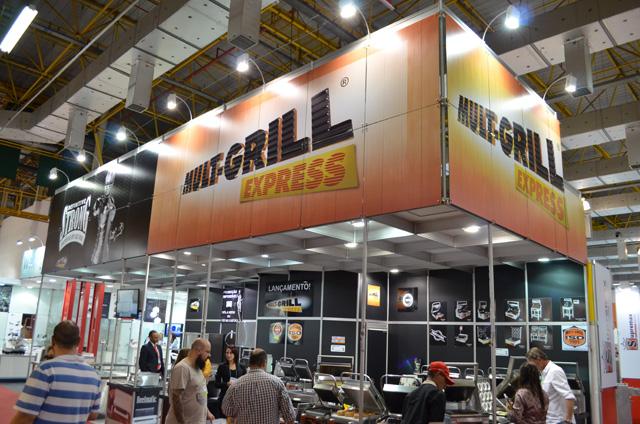FISPAL: Mult-Grill lança novos produtos