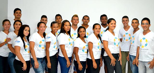 Centro de Capacitação Mussulo Resort realiza ação especial com alunos