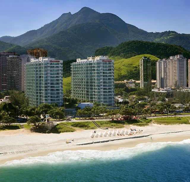 Atlantica Hotels perdeu administração de luxuoso hotel na Barra da Tijuca (RJ) que voltou a ser bandeira Sheraton