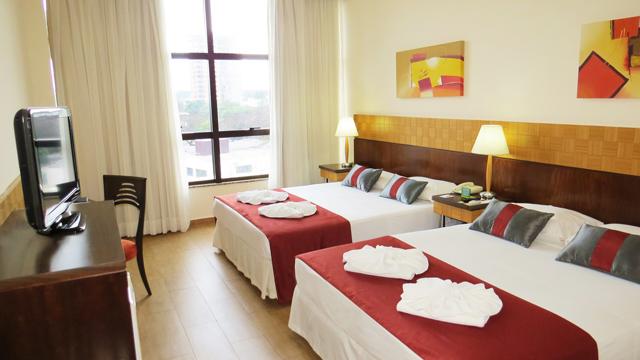 Continental Inn Cataratas (PR) inaugura 15 apartamentos para férias