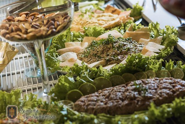 Hotel Internacional Gravatal (SC) promove semana gastronômica