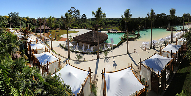 Mabu Thermas Grand Resort é eleito o resort do ano
