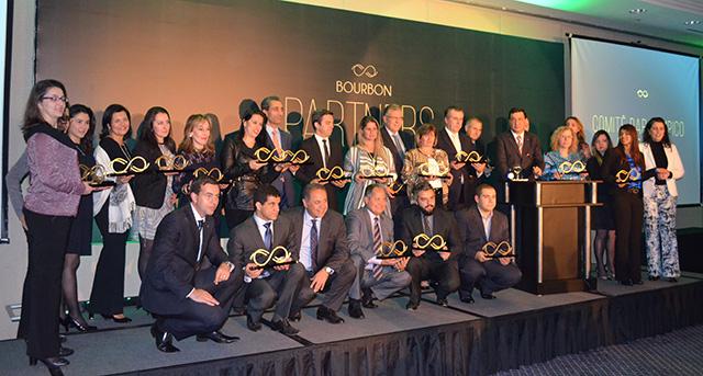 Bourbon Hotéis & Resorts promoveu evento para homenagear parceiros comerciais