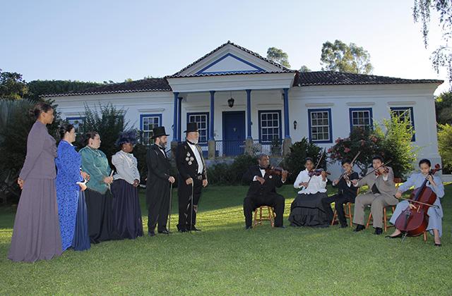Hotel Fazenda Florença (RJ) divulga programação do Festival Vale do Café