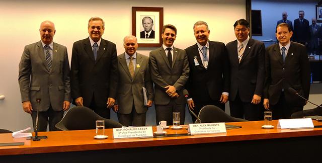 Representantes da hotelaria vão a Brasília debater demandas do setor