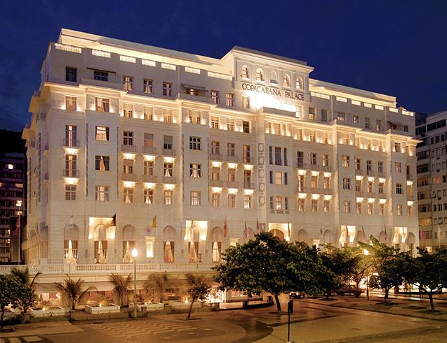Hotel Belmond Copacabana Palace (RJ) é vendido para Grupo Louis Vuitton