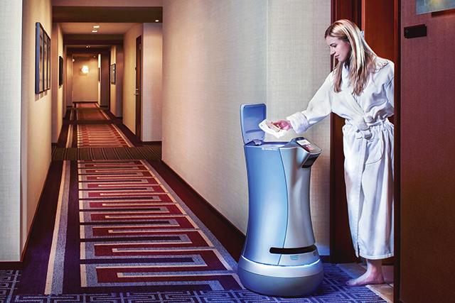 Novas tecnologias impactam nos serviços hoteleiros