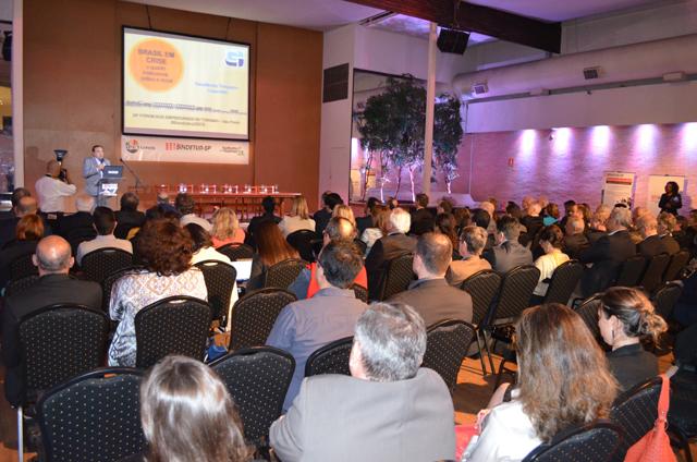 28º Fórum dos Empresários de Turismo debateu conjuntura econômica no Brasil