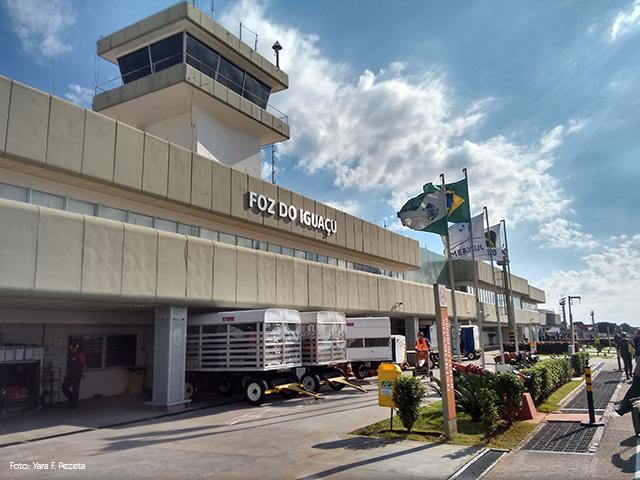 Foz do Iguaçu (PR) terá novos voos Azul para Florianópolis, Londrina e Maringá