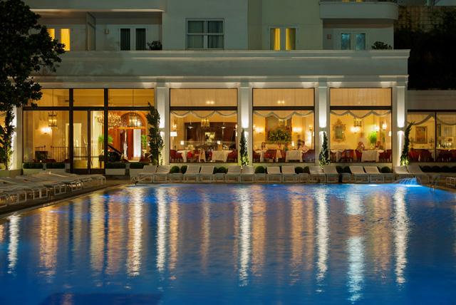 Belmond Copacabana Palace promove Master Series no Cipriani