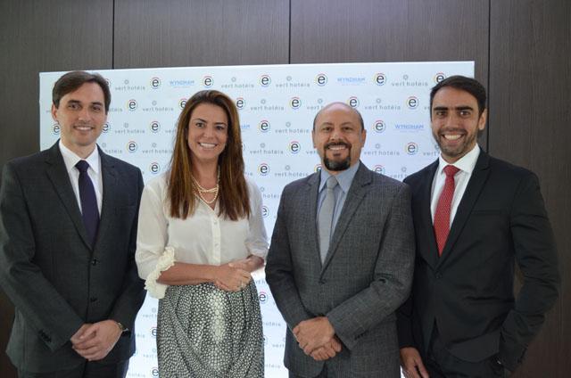 Vert Hotéis inaugura dois novos empreendimentos em Belo Horizonte