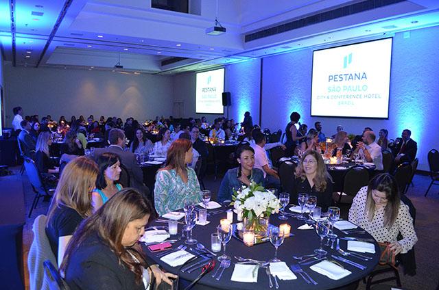 Pestana Hotel Group promoveu festa de premiação para clientes