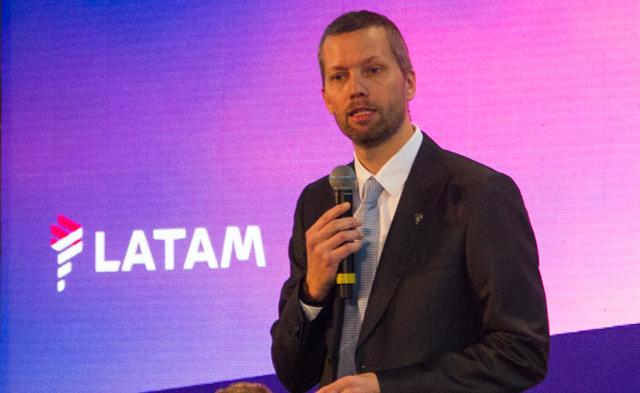 Grupo LATAM registra leve crescimento no tráfego de passageiros em janeiro