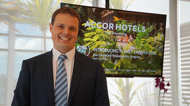 AccorHotels apresenta novas diretrizes de seu programa de sustentabilidade