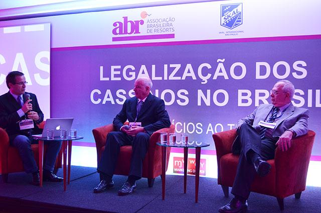 Skal SP e ABR promovem debate sobre legalização de cassinos no Brasil