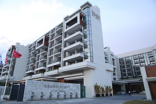 Grand Hyatt entrou em operação no Rio de Janeiro