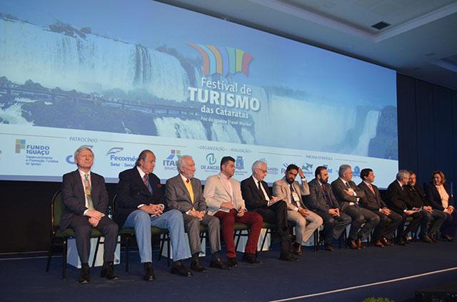 11ª edição do Festival de Turismo das Cataratas tem início em Foz do Iguaçu