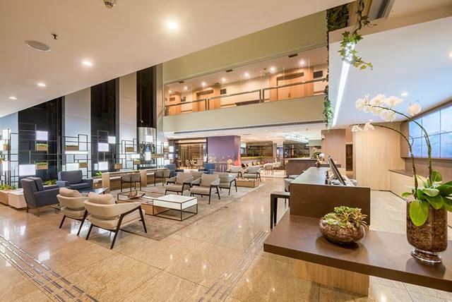 Prodigy Grand Hotel & Suítes Berrini concluiu uma ampla modernização
