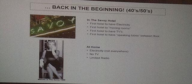 Hitec 2016 debateu evolução da hotelaria em duas palestras