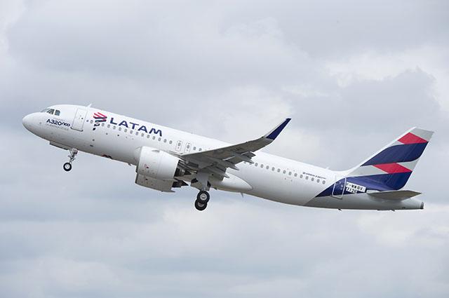 LATAM planeja aumentar em mais de 50% sua malha aérea doméstica em agosto