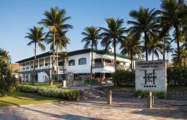 Casa Grande Hotel, onde os sonhos se transformam em realidade