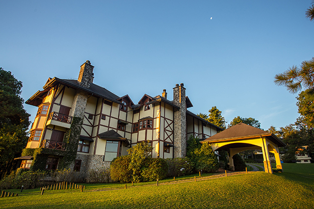 Esquilo Hotel & Chalés, referência de hospedagem em Monte Verde (MG)